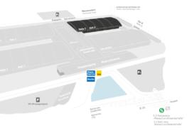 NUFAM 2019 Hallenplan