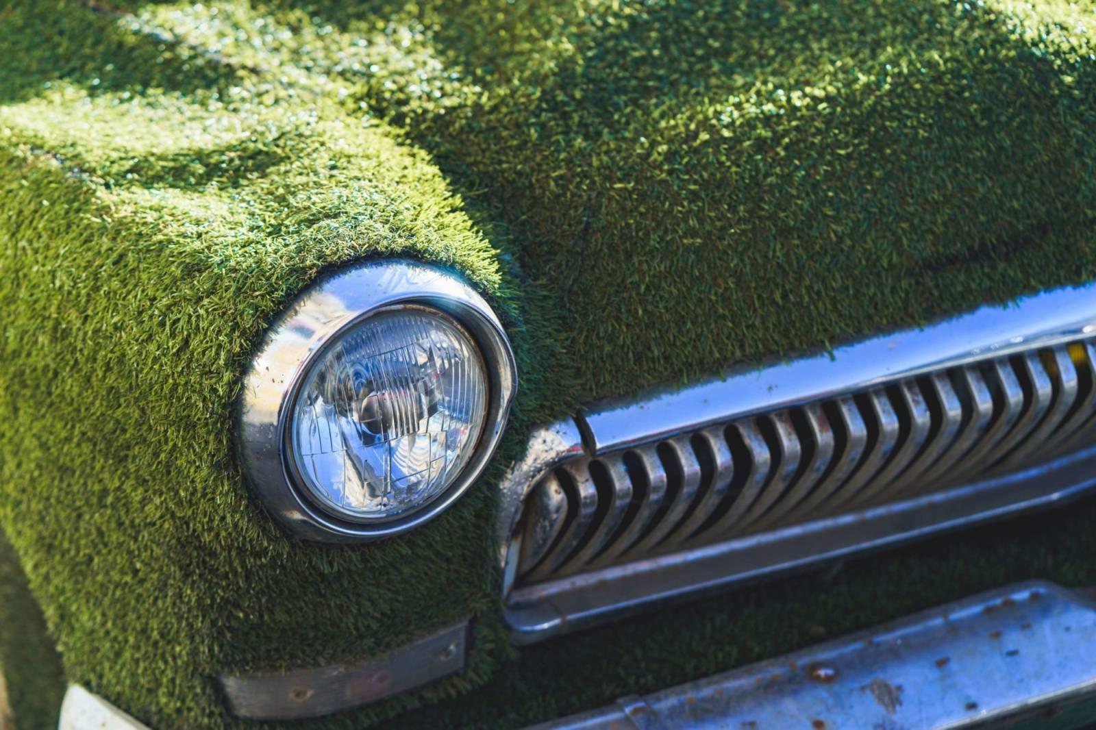 Nachhaltigkeit im Fuhrpark - So betreiben Sie mit einer green fleet nachhaltiges Fuhrparkmanagement.