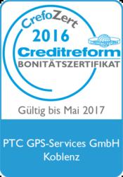 CrefoZert 2016