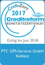 CrefoZert 2017