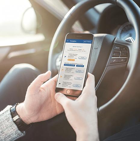 Effizientes Fuhrparkmanagement mit Portal & Apps